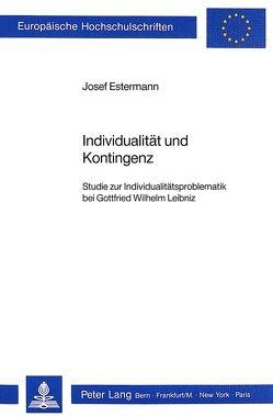 Individualität und Kontingenz