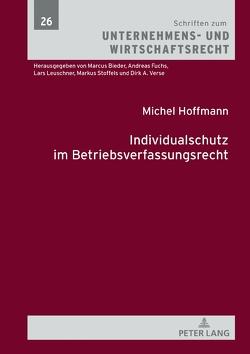 Individualschutz im Betriebsverfassungsrecht von Hoffmann,  Michel