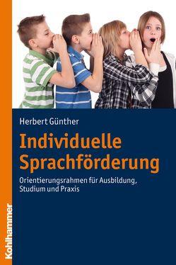 Individuelle Sprachförderung von Guenther,  Herbert