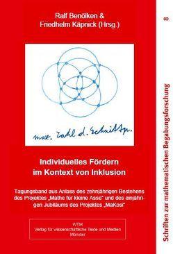 Individuelles Fördern im Kontext von Inklusion von Benölken,  Ralf, Käpnick,  Friedhelm