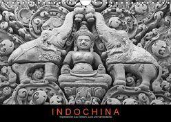 Indochina: Impressionen aus Vietnam, Laos und Kambodscha (Wandkalender 2018 DIN A4 quer) von Ristl,  Martin