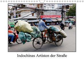 Indochinas Artisten der Straße (Wandkalender 2018 DIN A4 quer) von Becker,  Bernd