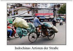 Indochinas Artisten der Straße (Wandkalender 2019 DIN A2 quer) von Becker,  Bernd