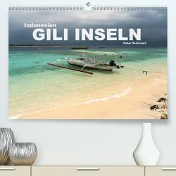 Indonesien: Gili Inseln (Premium, hochwertiger DIN A2 Wandkalender 2020, Kunstdruck in Hochglanz) von Schickert,  Peter