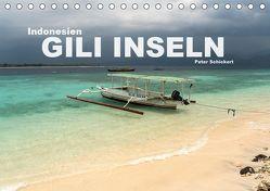 Indonesien: Gili Inseln (Tischkalender 2019 DIN A5 quer) von Schickert,  Peter