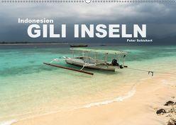 Indonesien: Gili Inseln (Wandkalender 2019 DIN A2 quer) von Schickert,  Peter
