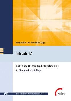 Industrie 4.0 von Friese,  Marianne, Jenewein,  Klaus, Seeber,  Susan, Spöttl,  Georg, Windelband,  Lars