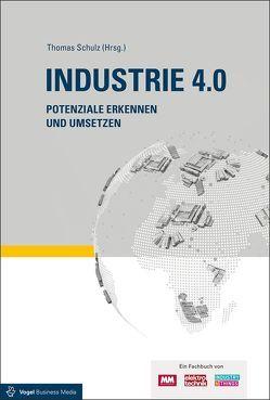 Industrie 4.0 von Schulz,  Thomas