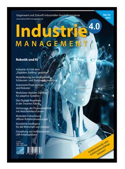 Industrie 4.0 Management 2/2020 von Scholz-Reiter,  Bernd