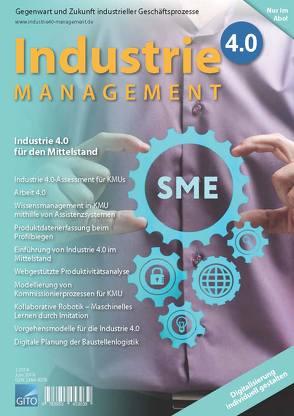 Industrie 4.0 Management 3/2019 E-Journal von Gronau,  Norbert