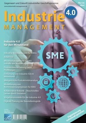 Industrie 4.0 Management 3/2019 von Gronau,  Norbert