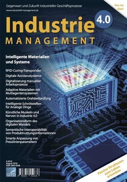 Industrie 4.0 Management 4/2018 von Scholz-Reiter,  Bernd