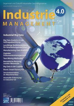 Industrie 4.0 Management 4/2017 von Scholz-Reiter,  Bernd