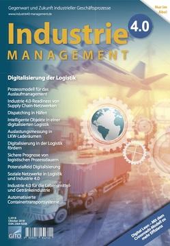 Industrie 4.0 Management 5/2018 von Scholz-Reiter,  Bernd