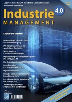 Industrie 4.0 Management 5/2019 E-Journal von Scholz-Reiter,  Bernd