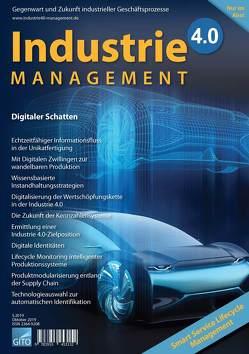 Industrie 4.0 Management 5/2019 von Scholz-Reiter,  Bernd