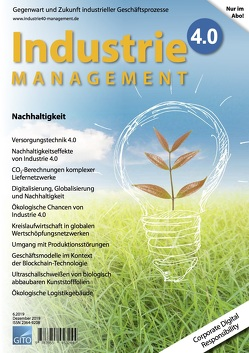 Industrie 4.0 Management 6/2019 E-Journal von Gronau,  Norbert