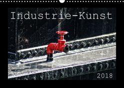 Industrie-Kunst 2018 (Wandkalender 2018 DIN A3 quer) von Hebgen,  Peter