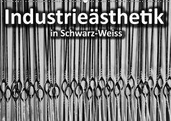 Industrieästhetik in Schwarz-Weiss (Wandkalender 2018 DIN A2 quer) von Bücker,  Michael, Grasse,  Dirk, Hegerfeld-Reckert,  Anneli, Uppena,  Leon