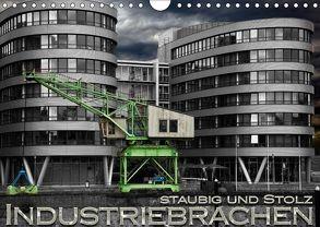 Industriebrachen staubig und stolz (Wandkalender 2018 DIN A4 quer) von Adams foto-you.de,  Heribert