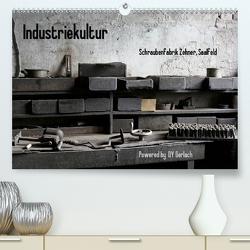 Industriekultur, Schraubenfabrik Zehner, Saalfeld (Premium, hochwertiger DIN A2 Wandkalender 2020, Kunstdruck in Hochglanz) von Gerlach,  DY