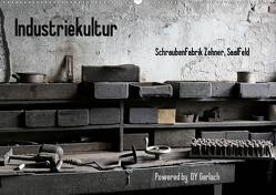 Industriekultur, Schraubenfabrik Zehner, Saalfeld (Wandkalender 2020 DIN A2 quer) von Gerlach,  DY
