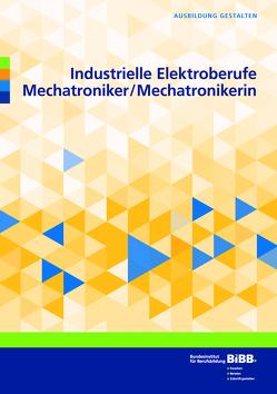 Industrielle Elektroberufe/Mechatroniker und Mechatronikerin von Bundesinstitut für Berufsbildung