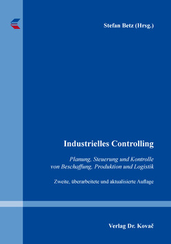 Industrielles Controlling von Betz,  Stefan