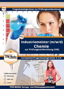 Industriemeister Chemie (MAC-OS) Fragenkatalogtrainer mit über 3550 Lernfragen von Mueller,  Thomas