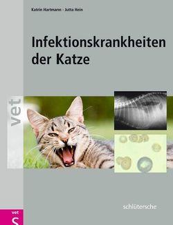 Infektionskrankheiten der Katze von Hartmann,  Katrin, Hein,  Jutta
