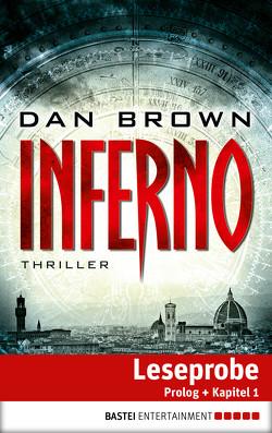 Inferno – Prolog und Kapitel 1 von Brown,  Dan, Merz,  Axel
