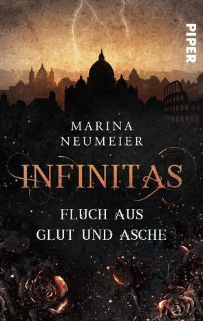 Infinitas – Fluch aus Glut und Asche von Neumeier,  Marina