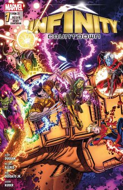 Infinity Countdown von Deodato Jr.,  Mike, Duggan,  Gerry