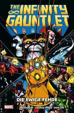 The Infinity Gauntlet: Die ewige Fehde von Lim,  Ron, Pérez,  George, Petz,  Jürgen, Starlin,  Jim
