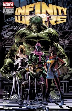 Infinity Wars von Deodato Jr.,  Mike, Duggan,  Gerry