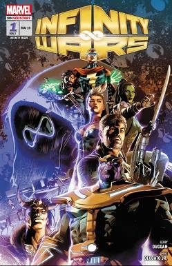 Infinity Wars von Deodato,  Mike Jr., Duggan,  Gerry