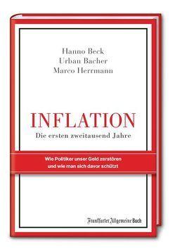 Inflation – Die ersten zweitausend Jahre von Bacher,  Urban, Beck,  Hanno, Herrmann,  Marco