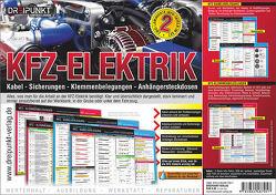 Info-Tafel-Set Kfz-Elektrik