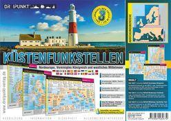 Info-Tafel-Set Küstenfunkstellen von Schulze,  Michael