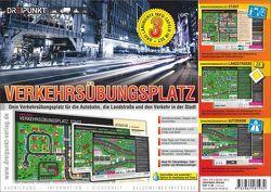 Info-Tafel-Set Verkehrsübungsplatz von Schulze,  Michael