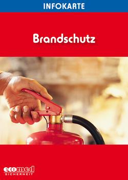 Infokarte Brandschutz