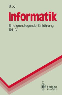 Informatik von Broy,  Manfred
