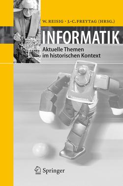Informatik von Freytag,  Johann-Christoph, Reisig,  Wolfgang