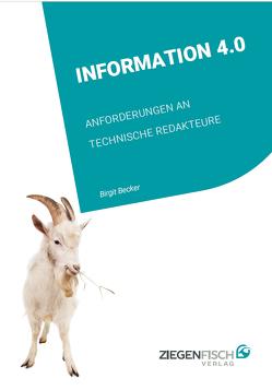 Information 4.0 von Becker,  Birgit