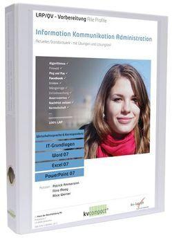 Information Kommunikation Administration (IKA) kvcompact®-Ordner von Ammersinn,  Patrick