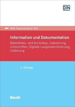 Information und Dokumentation – Buch mit E-Book