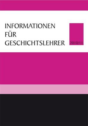 Informationen für Geschichtslehrer von Giessauf,  Johannes, Mauritsch,  Peter, Weninger,  Bernhard