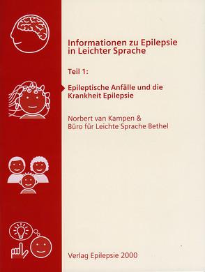 Informationen zu Epilepsie in Leichter Sprache von van Kampen,  Norbert