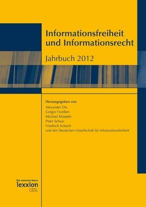 Informationsfreiheit und Informationsrecht