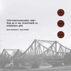 Informationsstruktur oder: Was es in der Grammatik zu entdecken gibt von Fiedler,  Ines, Petrova,  Svetlana, Schwarz,  Anne